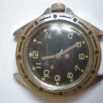 часы ВОСТОК КОМАНДИРСКИЕ рабочий баланс 19045