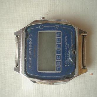 часы Электроника литий 2