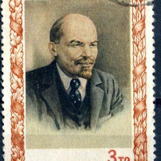 Монголия. Ленин (серия). 1951 г.