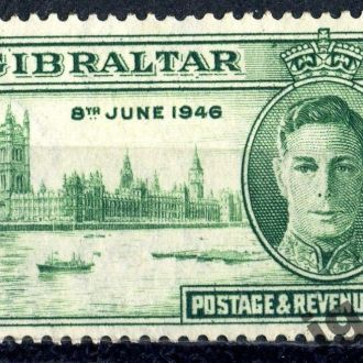 Гибралтар. Город* 1946