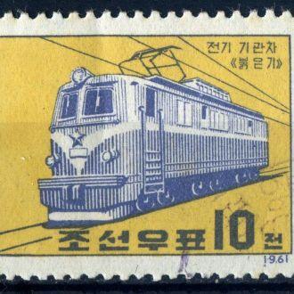КНДР. Электропоезд (серия) 1961 г.