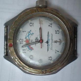 часы Восток Амфибия  идут 300