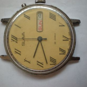 часы Слава  редкая модель  18048
