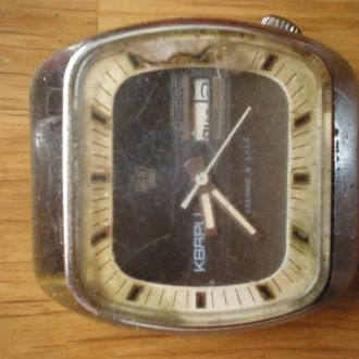 часы Полет електронно - механические рабочие