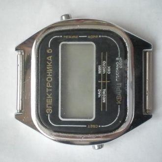 часы электроника  5 102