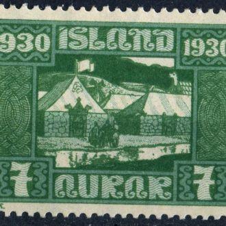Исландия. Архитектура * 1930 г.