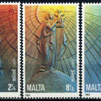Мальта. Рождество (серия)** 1985 г.