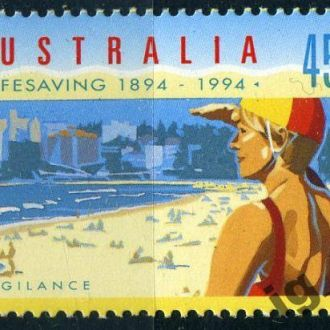 Австралия. Отдых 1994**