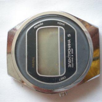 часы Электроника 5 интересная модель 11044
