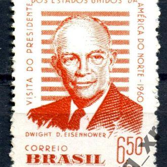 Бразилия. Президент США (серия)** 1960