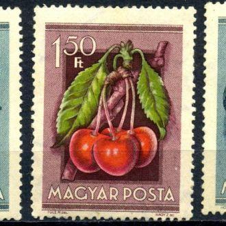 Венгрия. сх (концовка) 1954 г.