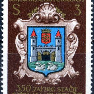 Австрия. Годовщина (серия)** 1977 г.