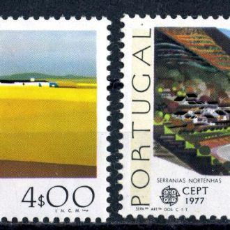 Португалия. Природа (серия) ** 1977 г.