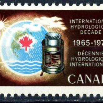 Канада. UNESCO (серия)** 1968