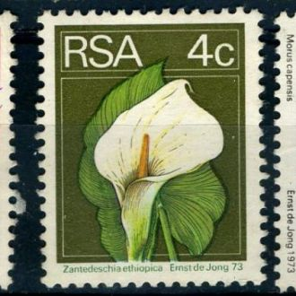 Южная Африка. Стандарт 1974 г.**