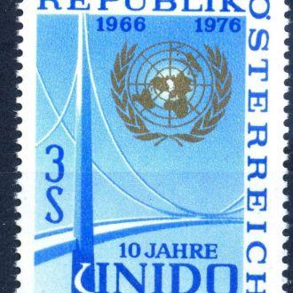 Австрия. Годовщина №2 (серия)** 1976 г.