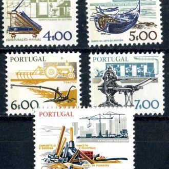Португалия. Изобретения (серия) ** 1978 г.