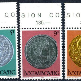 Люксембург. Монеты ** 1979 г.
