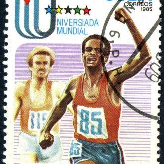 Куба. Универсиада (серия) 1985 г.