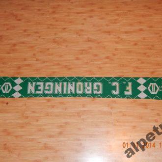 шарф футбольного клуба GRONINGEN