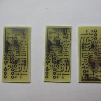 Пинпоинтер Minimax-PP II (плата для сборки)