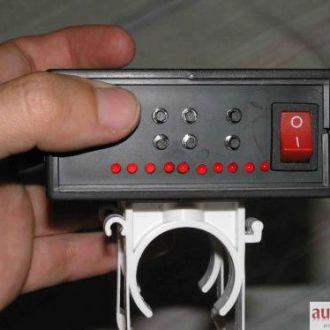 Металлоискатель импульсный микропроцесо (эл. блок)