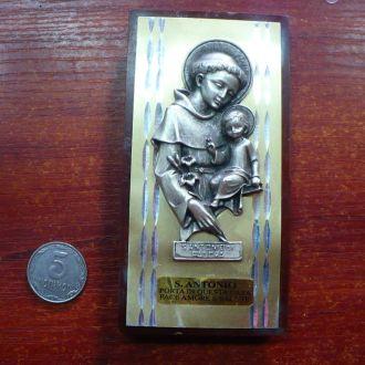иконка  Святой Антонио