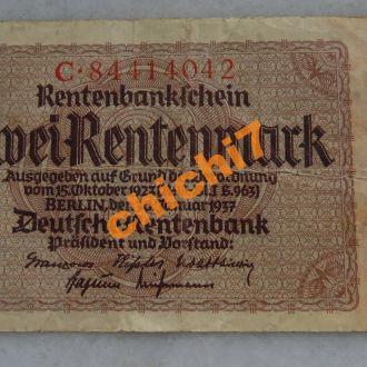 Германия 2 марки