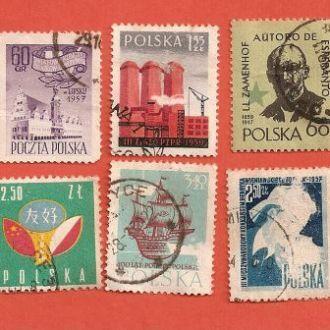 Polska Польща гаш (№423)