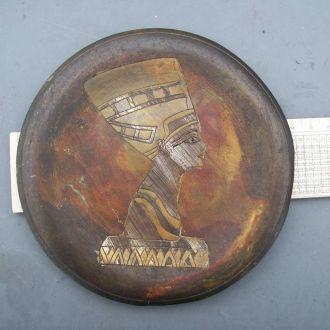 Тарелка Нефиртити . Египет.