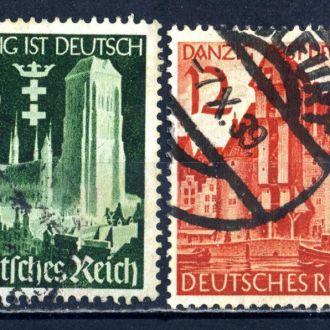 Германия. Рейх. Архитектура (серия) 1939 г.