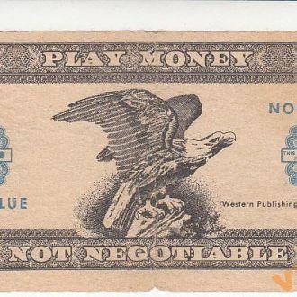 Play money игровые деньги 10000
