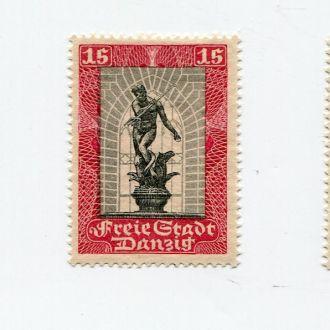 ГЕРМАНИЯ 1929 * ДАНЦИГ ВЫСТАВКА ФИЛАТЕЛИЯ