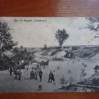 Германия 1914-18 г военное кладбище