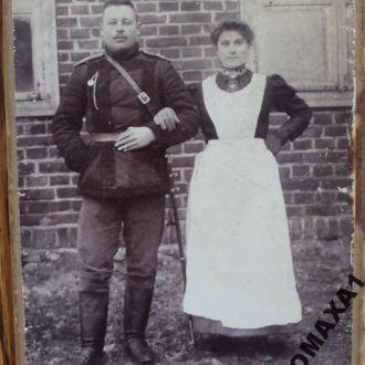 Фото с оружием Польша Царская