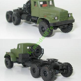 КРАЗ-255Б седельный тягач - 1:87(НО)