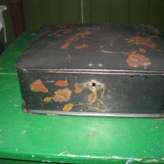 Старинная шкатулка редкая