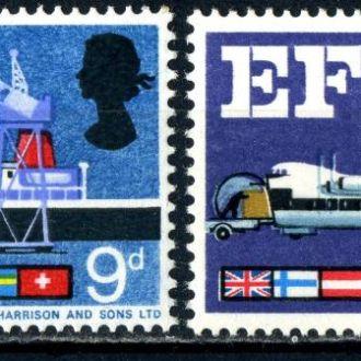 Великобритания. Транспорт (серия) ** 1967 г.