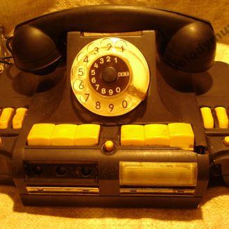 Телефон кабінетний багатоканальний.