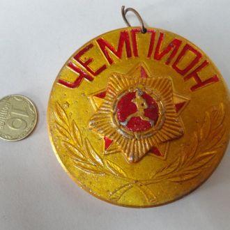 медаль Чемпион Войска ПВО!