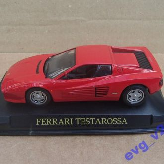 Ferrari Testarossa, Ferrari Collection №10
