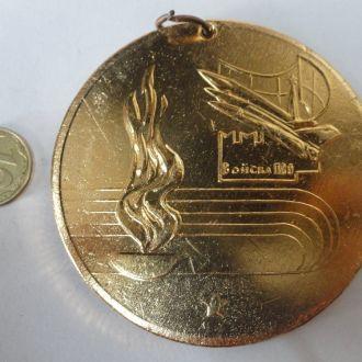 медаль Чемпион ,Войска ПВО ,Бег!