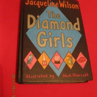 THE DIAMOND GIRLS на английском языке книга АНГЛИЯ