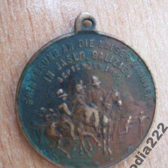 Маневри в Галичині. 1900. Франц Йосиф. Австрія.