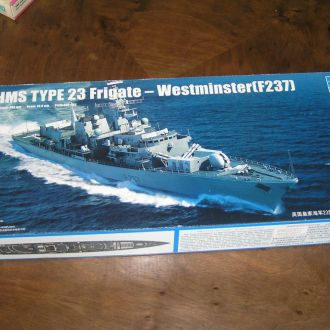 "Trumpeter HMS Frigate""Westminster""1/350"
