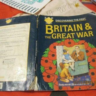 BRITAIN WAR книга НА АНГЛИЙСКОМ ЯЗЫКЕ из БРИТАНИИ