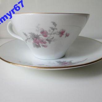 Чашка CAPODIMONTE  RICHARD GINORI. фарфор Италия. Клеймо. Идеал.