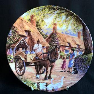 Тарелка Royal Doulton *The Milkman - Молочник*