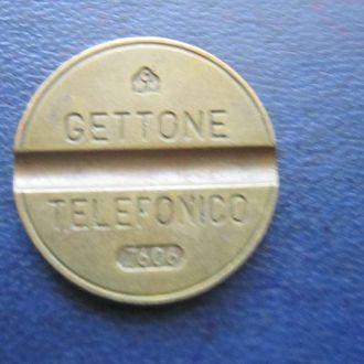 телефонный жетон иностранный
