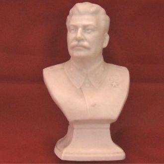 БЮСТ  СССР  СТАЛИН  БИСКВИТ  РЕДКОСТЬ